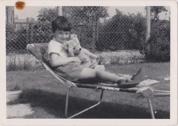 Matthew and Big Teddy, late 1960s.